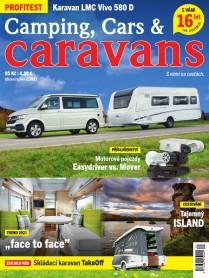Camping, Cars & Caravans 2/2021