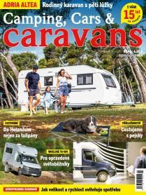 Camping, Cars & Caravans 3/2020 (květen/červen)