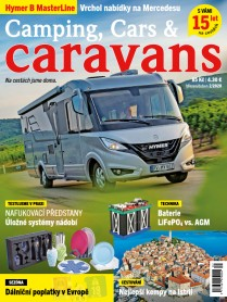 Camping, Cars & Caravans 2/2020 (březen/duben)
