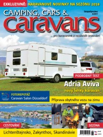 Camping, Cars & Caravans 6/2017 (listopad/prosinec)