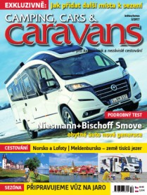 Camping, Cars & Caravans 3/2017