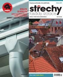 Střechy-Fasády-Izolace 5/2021