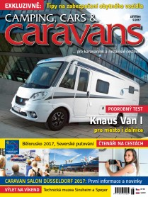 Camping, Cars & Caravans 5/2017