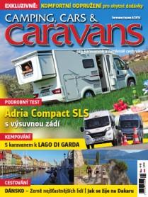 Camping, Cars & Caravans 4/2016