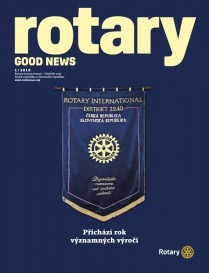 Rotary Good News č. 1 / 2019