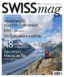 SWISSmag 10 - jaro/léto 2014