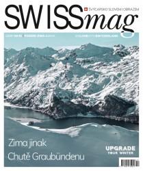 SWISSmag 23 - podzim/zima 2020/21