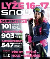 SNOW 97 market - lyže a testy lyží 2016/17
