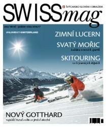 SWISSmag 15 -  podzim/zima 2016/2017