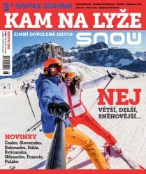 SNOW 106 time - kam na lyže 2017/18
