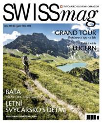 SWISSmag 14 - jaro/léto 2016