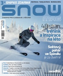 SNOW 116 - březen 2019