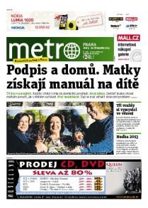 METRO 26.11.2013