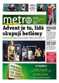 METRO 29.11.2013