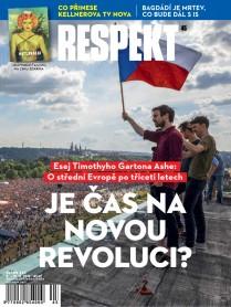 Respekt 45/2019