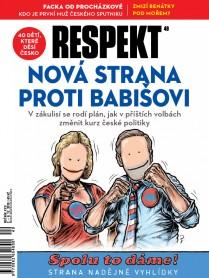 Respekt 49/2019