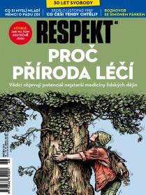Respekt 46/2019