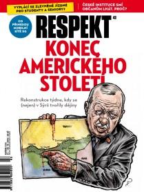 Respekt 43/2019