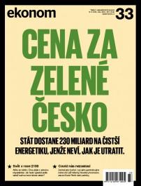 Ekonom 33 - 13.8.2020