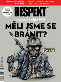 Respekt 38/2018