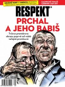 Respekt 29/2019