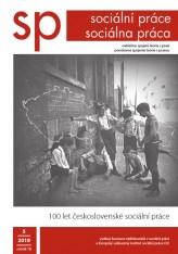 5/2018 100 let československé sociální práce