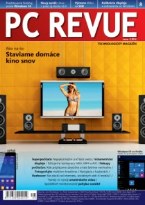 PC REVUE 8/2015