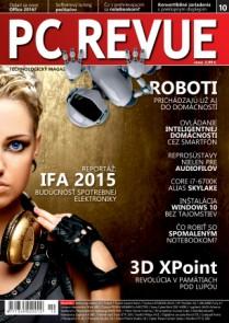 PC REVUE 10/2015