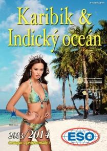 Karibik a Indický oceán