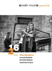 2016/2 Czech Music Quarterly