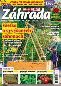 Záhrada 2021 04