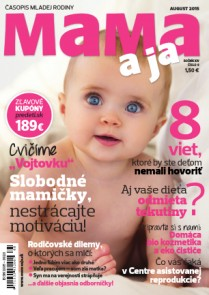 Mama a Ja 08/2015