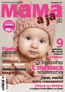 Mama a Ja 11/2015
