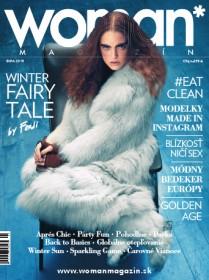 Woman magazín zima 2015