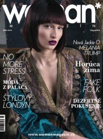 Woman magzín zima 2016