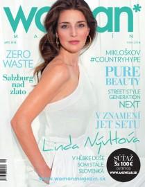 Woman magazín Leto 2018