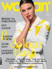 Woman magazín jar 2016