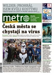 METRO - 26.2.2020