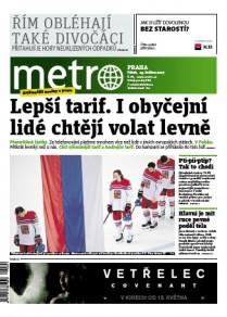 METRO - 19.5.2017