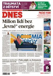 MF DNES - 14.10.2021