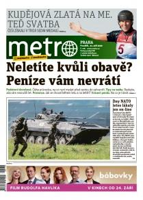 METRO - 21.9.2020