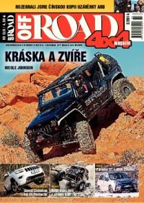 OffROAD 4x4 magazín 2014-2