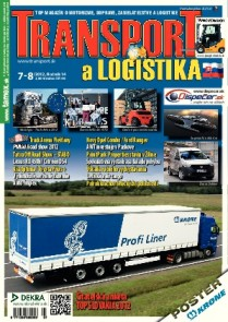 TRANSPORT a LOGISTIKA 7-8/2012