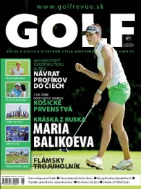 Golfrevue September 2013