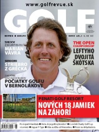 Golfrevue August-2013