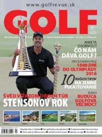 Golfrevue November/December 2013