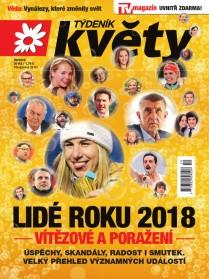 Týdeník Květy 52/2018