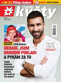 Týdeník Květy 39/2018