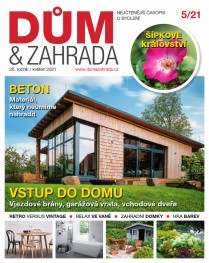 Dům a Zahrada 5/2021