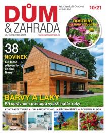 Dům a Zahrada 10/2021